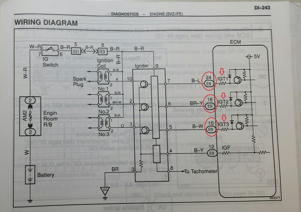 toyota 5vz fe wiring diagram map-ecu3 install on supercharged 1998 toyota 4runner sr5 2001 hyundai santa fe wiring diagram free download #8